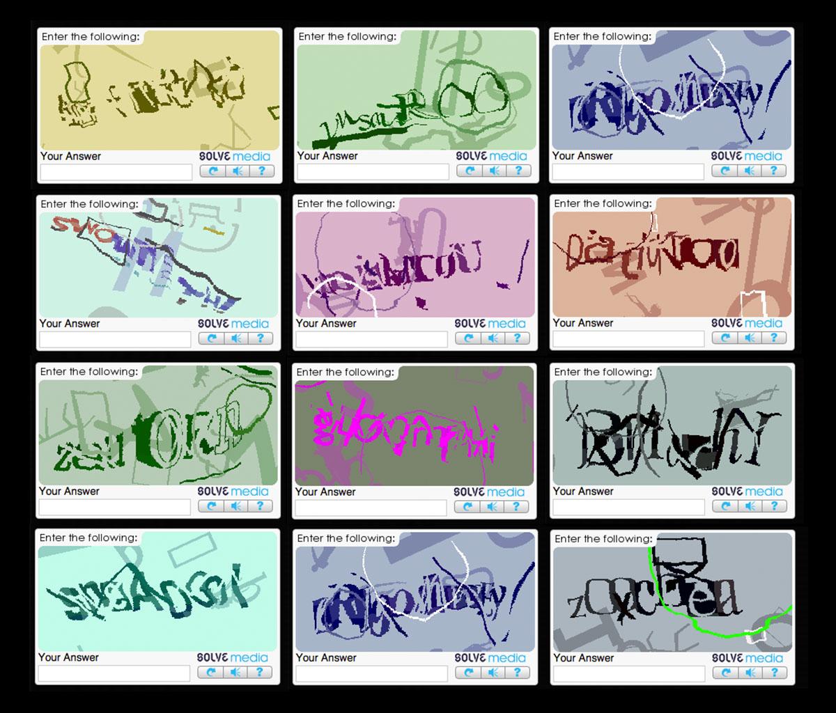 CAPTCHA | Kynan Tan